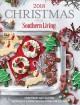 Cover for Christmas with Southern Living, 2018: inspired ideas for holiday cooking an...