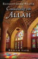 Cover for Communicating With Allah: Rediscovering Prayer Salah