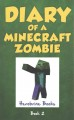 Cover for Diary of a Minecraft zombie. book 2