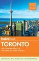 Cover for Fodor's Toronto: With Niagara Falls & The Niagara Wine Region