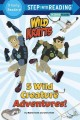 Cover for 5 wild creature adventures!: a collection of five early readers