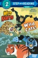 Cover for Wild cats!