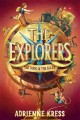 Cover for The Explorers: the door in the alley