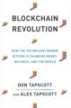 Cover for Blockchain revolution: how the technology behind bitcoin is changing money,...