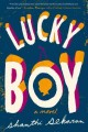 Cover for Lucky boy