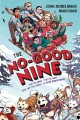 Cover for The No-Good Nine