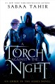 Cover for A torch against the night
