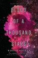 Cover for Blood of a thousand stars