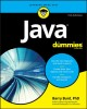 Cover for Java for dummies