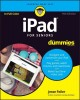 Cover for iPad for seniors for dummies