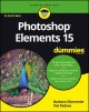 Cover for Photoshop Elements 15 for dummies