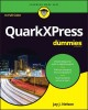 Cover for QuarkXPress for dummies