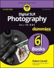 Cover for Digital SLR photography all-in-one
