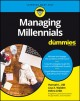 Cover for Managing Millennials for Dummies