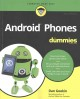 Cover for Android phones for dummies