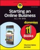 Cover for Starting an online business all-in-one for dummies