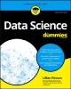 Cover for Data science for dummies