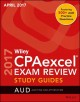 Cover for Wiley CPAexcel Exam Review April 2017: Auditing and Attestation