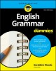Cover for English grammar for dummies