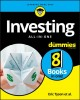 Cover for Investing: all-in-one
