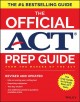Cover for The Official ACT Prep Guide 2018 + Bonus Online Content