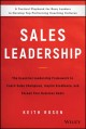 Cover for Sales leadership: the essential leadership framework to coach sales champio...