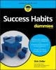 Cover for Success Habits for Dummies