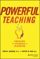 Cover for Powerful teaching: unleash the science of learning