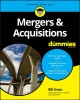 Cover for Mergers & acquisitions for dummies