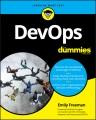 Cover for Devops for Dummies
