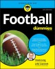 Cover for Football for dummies