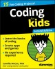 Cover for Coding for kids for dummies