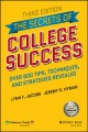 Cover for The secrets of college success