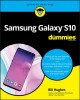 Cover for Samsung Galaxy S X for Dummies