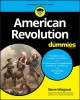 Cover for American Revolution for Dummies