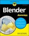Cover for Blender for dummies