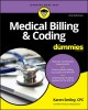 Cover for Medical Billing and Coding for Dummies