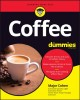Cover for Coffee for Dummies