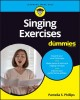 Cover for Singing exercises