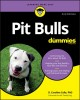 Cover for Pit Bulls for Dummies