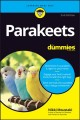 Cover for Parakeets for Dummies