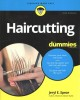 Cover for Haircutting for Dummies