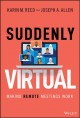 Cover for Suddenly Virtual: Making Remote Meetings Work