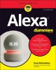 Cover for Alexa for Dummies