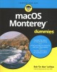 Cover for Macos 2022 Version for Dummies