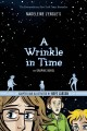 Cover for A wrinkle in time: the graphic novel