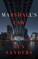 Cover for Marshall's law: a novel