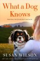Cover for What a dog knows