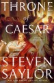 Cover for The throne of Caesar
