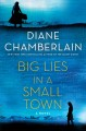 Cover for Big lies in a small town
